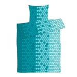 sengesæt-hex-tourquoise