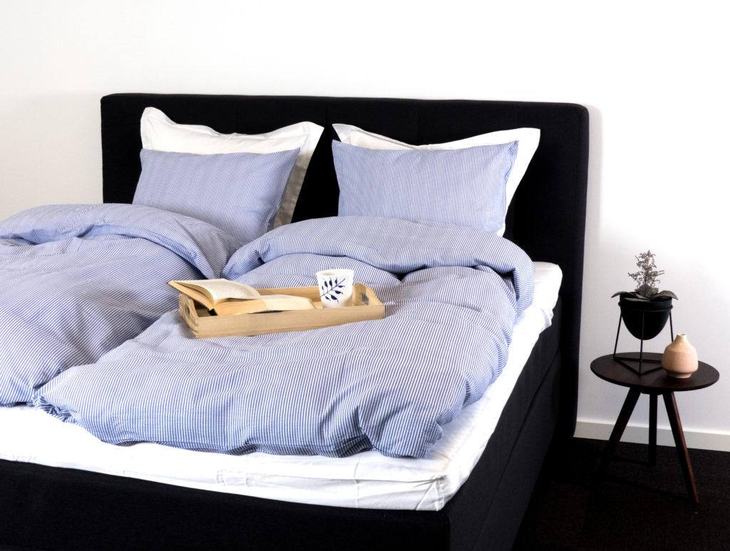 sengetøj, luna denmark, bomuldssatin